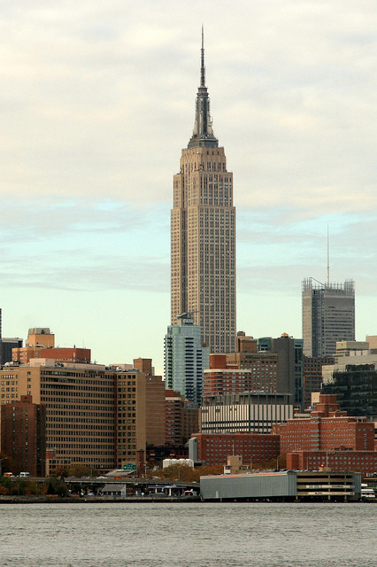 Ad Classics Empire State Building Shreve Lamb And Harmon Archdaily