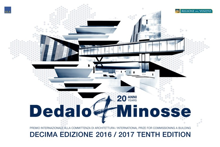 Call for entries to the Tenth Edition of Dedalo Minosse International Prize for commissioning a building, Dedalo Minosse International Prize 2016/2017 - Architects enter your best Clients!