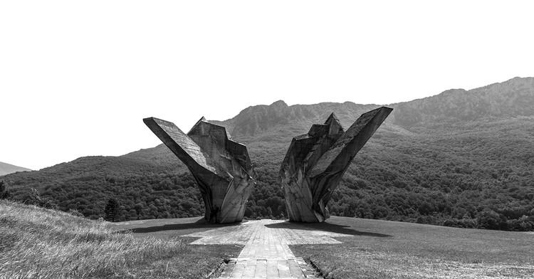"The Actual History Behind Yugoslavia's ""Spomenik"" Monuments, © Jonk"