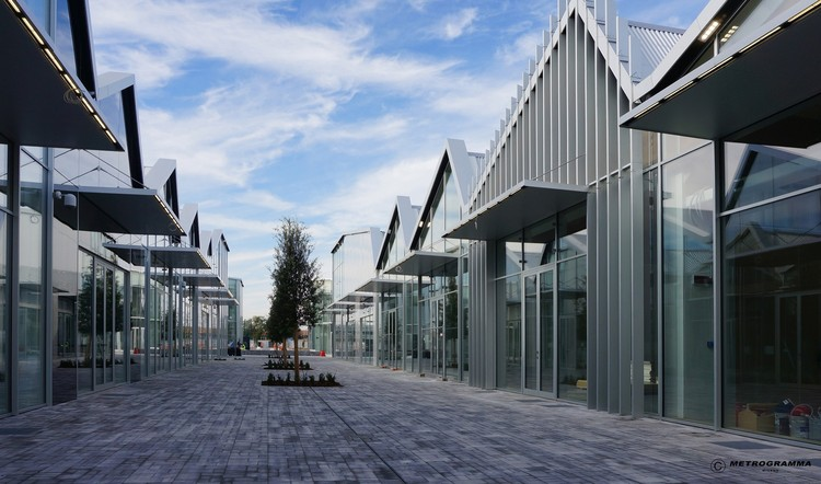 Scalo Milano / Metrogramma + Cotefa.ingegneri&architetti, Cortesía de Metrogramma Milano