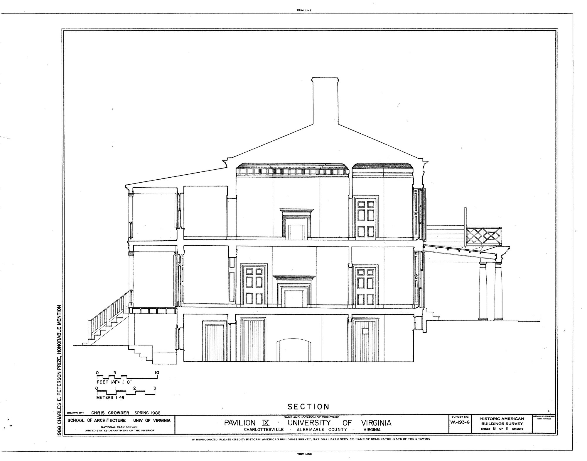Public domain floor plans gurus floor for Virginia house plans