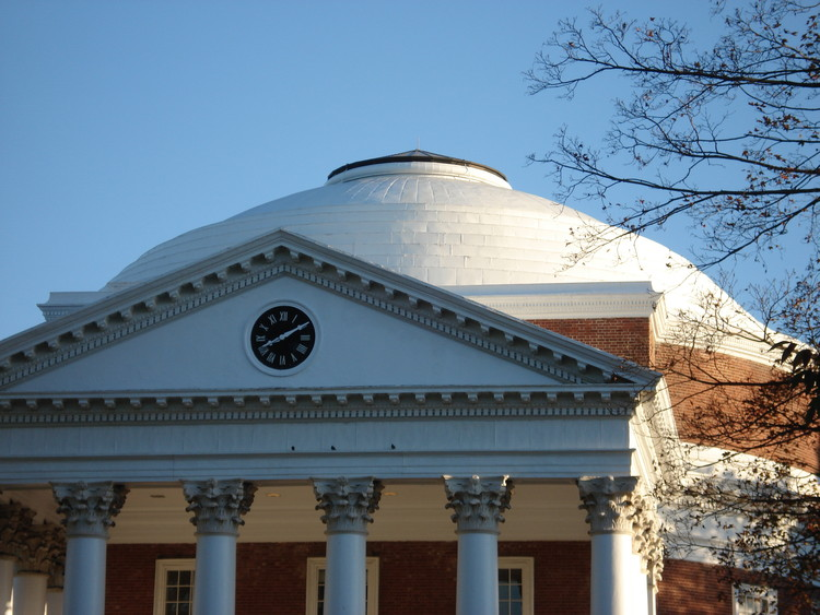 AD Classics: University of Virginia / Thomas Jefferson, © Larry Harris