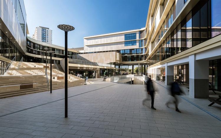 Karel de Grote Hogeschool Campus Zuid / RAU + Stramien, © Chak López