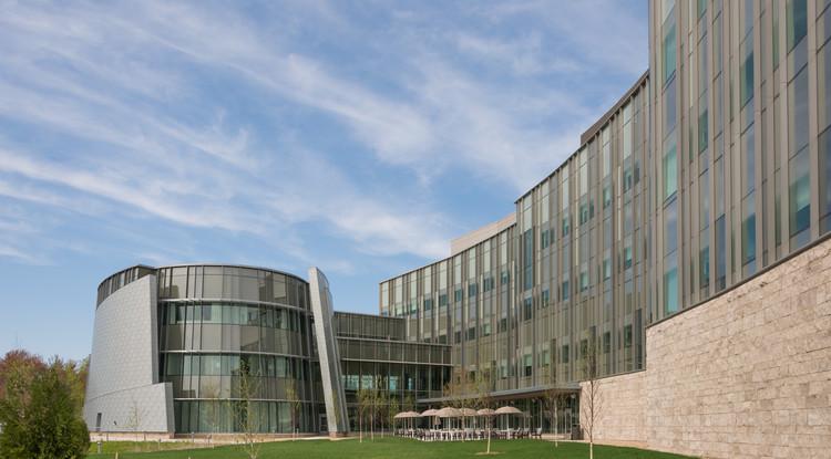 Laboratorio de Medicina Genómica / Centerbrook Architects & Planners, © Derek Hayn