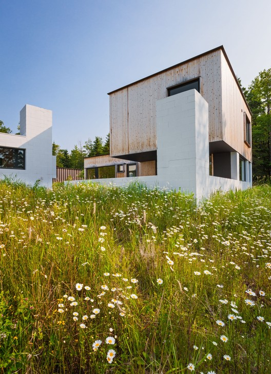 Larson Bergquist / Salmela Architect, © Paul Crosby