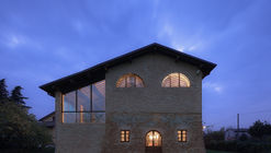 Ancient Farm Renovation / studiomas architetti
