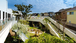 KM Kindergarten and Nursery / HIBINOSEKKEI + Youji no Shiro