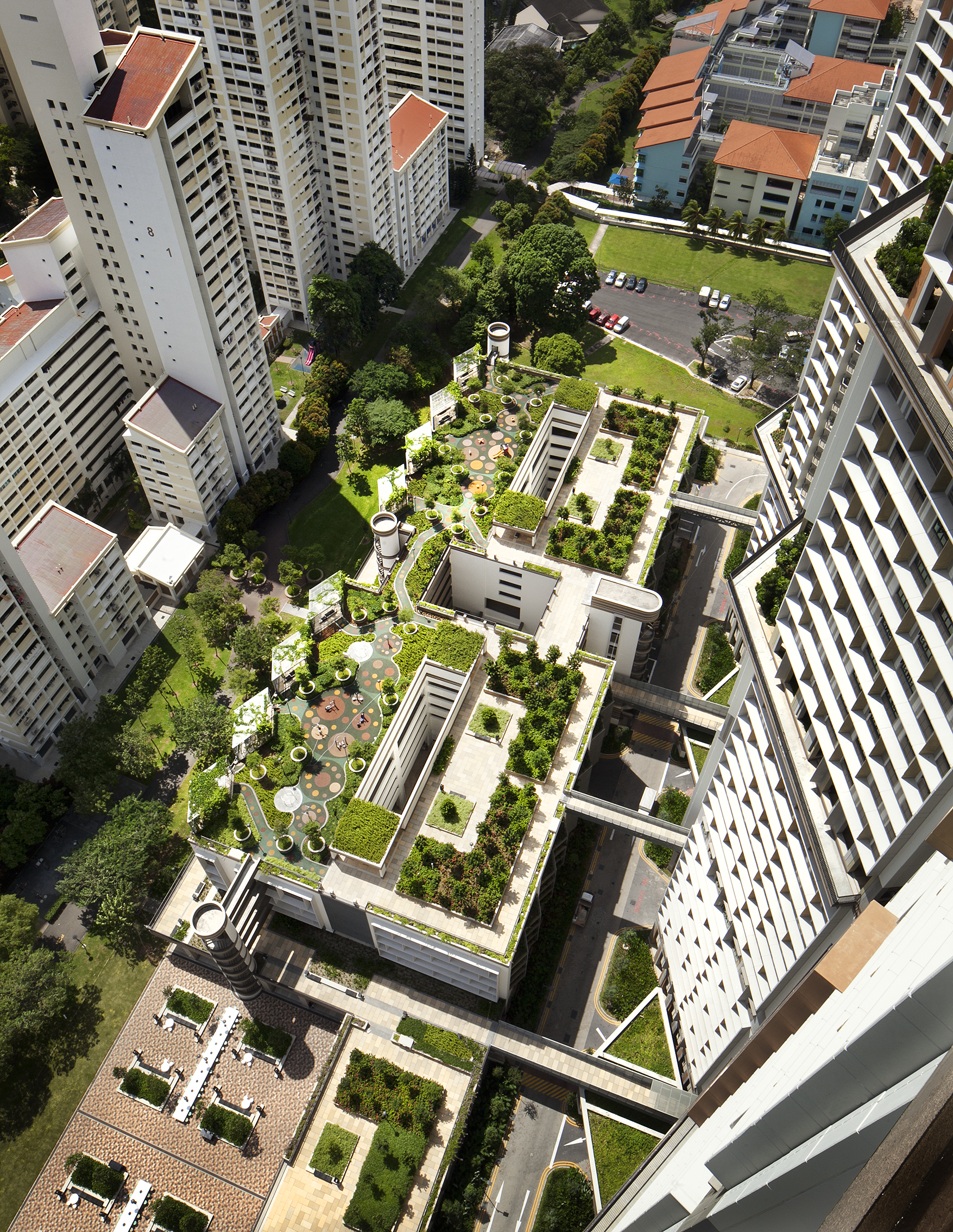 Skyville Woha Archdaily
