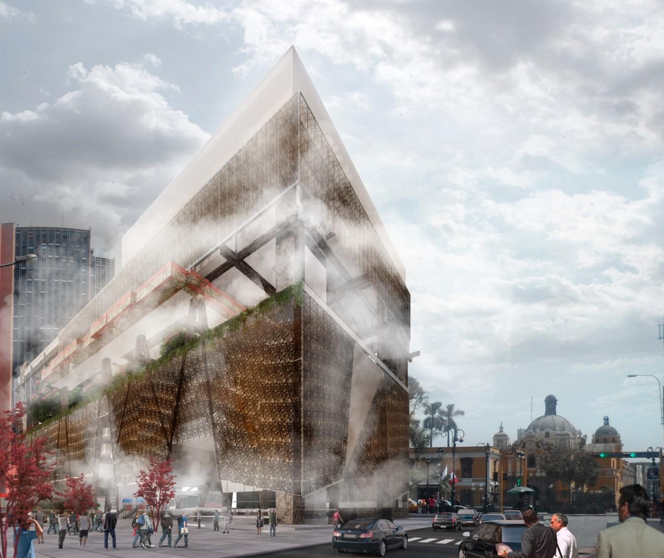 Galer A De D Nde Estudiar Arquitectura En El Per 35