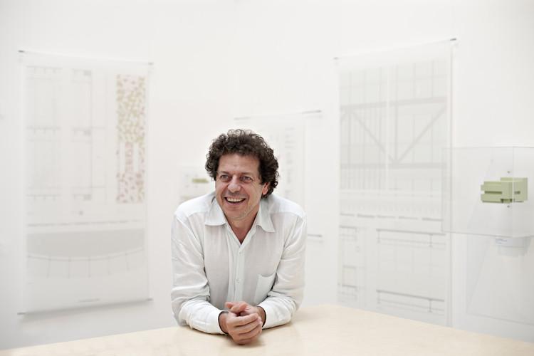 'La gente debe tener derecho a la Arquitectura', reivindica Juan Herreros, © Javier Callejas