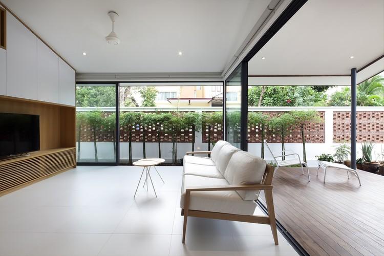 Pitch House / Atelier M+A, © Jaume Albert Martí