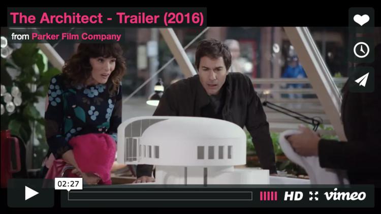 Cinta 'El Arquitecto' hace una sátira de la profesión al mostrar un protagonista egocéntrico