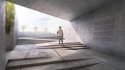 Conoce el segundo lugar en el concurso del Museo de la Memoria y Derechos Humanos en Concepción, Chile