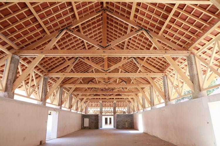 Casa da Arquitectura: Primeira Instituição que une acervo e exposições exclusivamente de arquitetura em Portugal, Cortesia de Casa da Arquitectura-Centro Português de Arquitectura