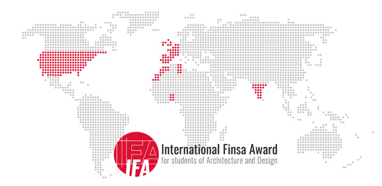 OPEN CALL: International Finsa Award 2017, Courtesy of Unknown