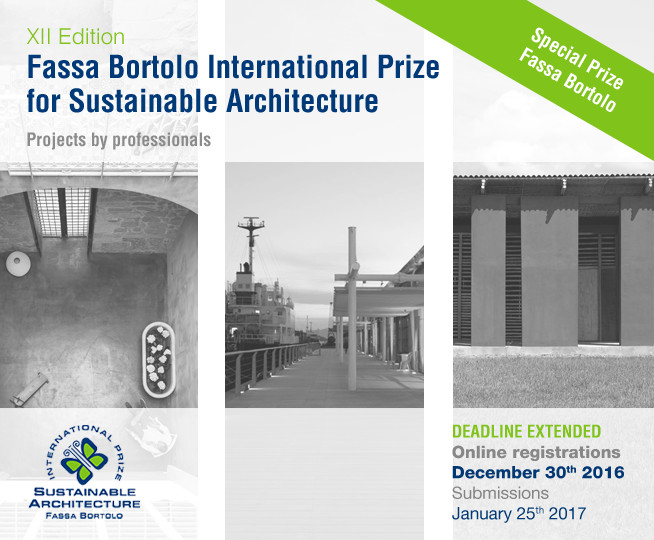 International Prize for Sustainable Architecture
