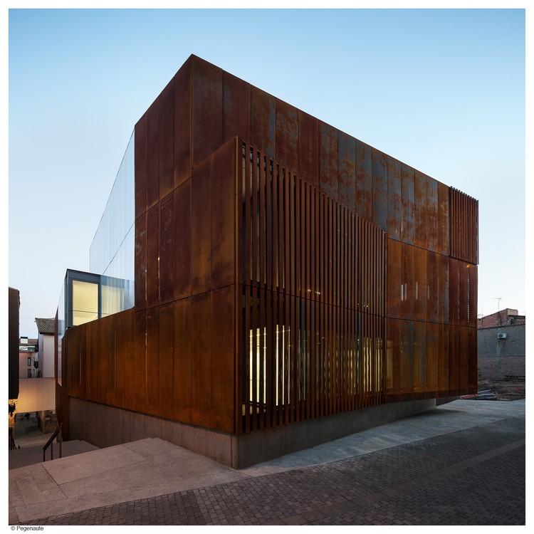 Tribunal de Balaguer / Arquitecturia, © Pedro Pegenaute