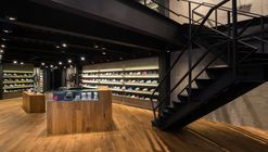 Boutique Lust Masaryk / CoA Arquitectura
