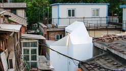 Mrs. Fan's Plugin House / People's Architecture Office