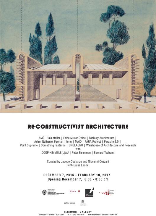 Re-Constructivist Architecture, Casa Cecchini a S. Maria di Galeria, Roma, 1971 - A. Anselmi (with C. Giannini) - edited by Warehouse of Architecture and Research with Valentino Danilo Matteis