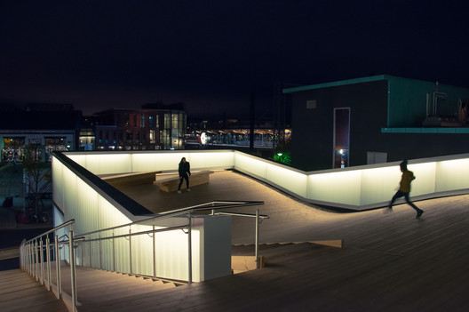 Bicycle Hotel Lillestrøm / Various Architects