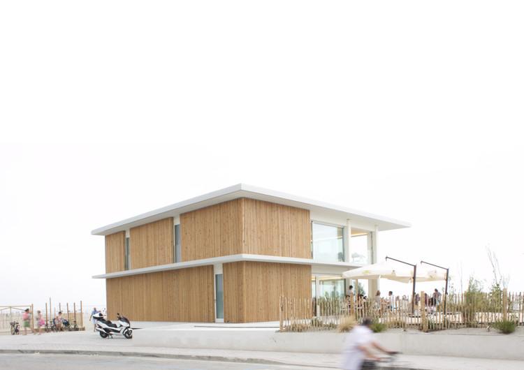 Bagno Sagano / INOUT architettura, © Mario Benedetto Assisi