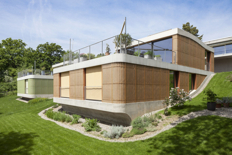 Houses in Wygärtli / Beck + Oser Architekten, © Börje Müller