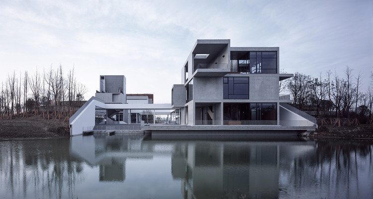 Suzhou Intangible Cultural Heritage Museum / Vector Architects, © Chen Hao