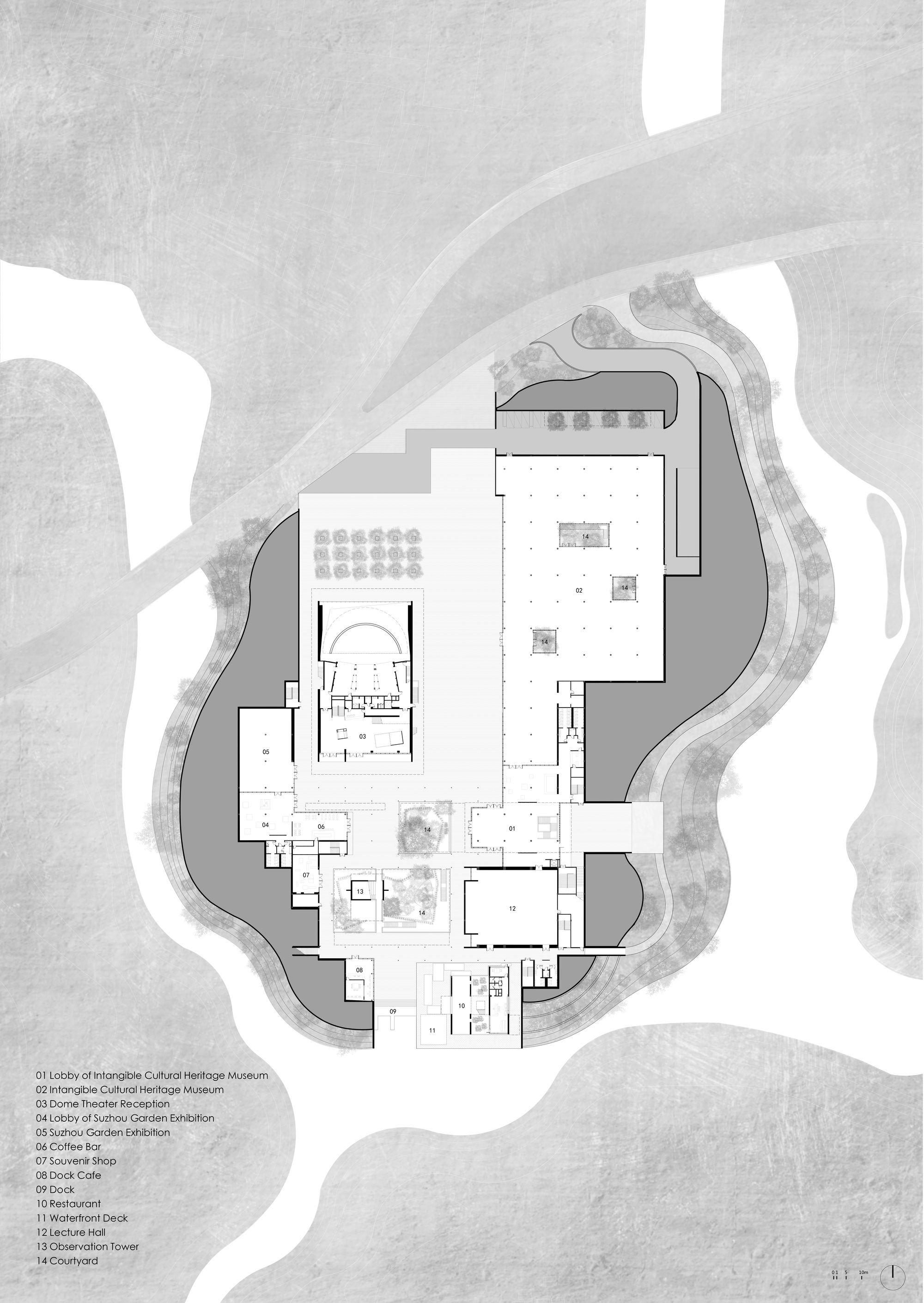 Gallery Of Suzhou Intangible Cultural Heritage Museum Vector Architects 43