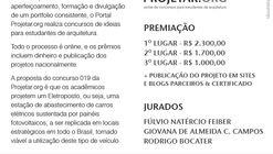 Concurso de Ideias para Estudantes de arquitetura da Projetar.org #019 Eletroposto