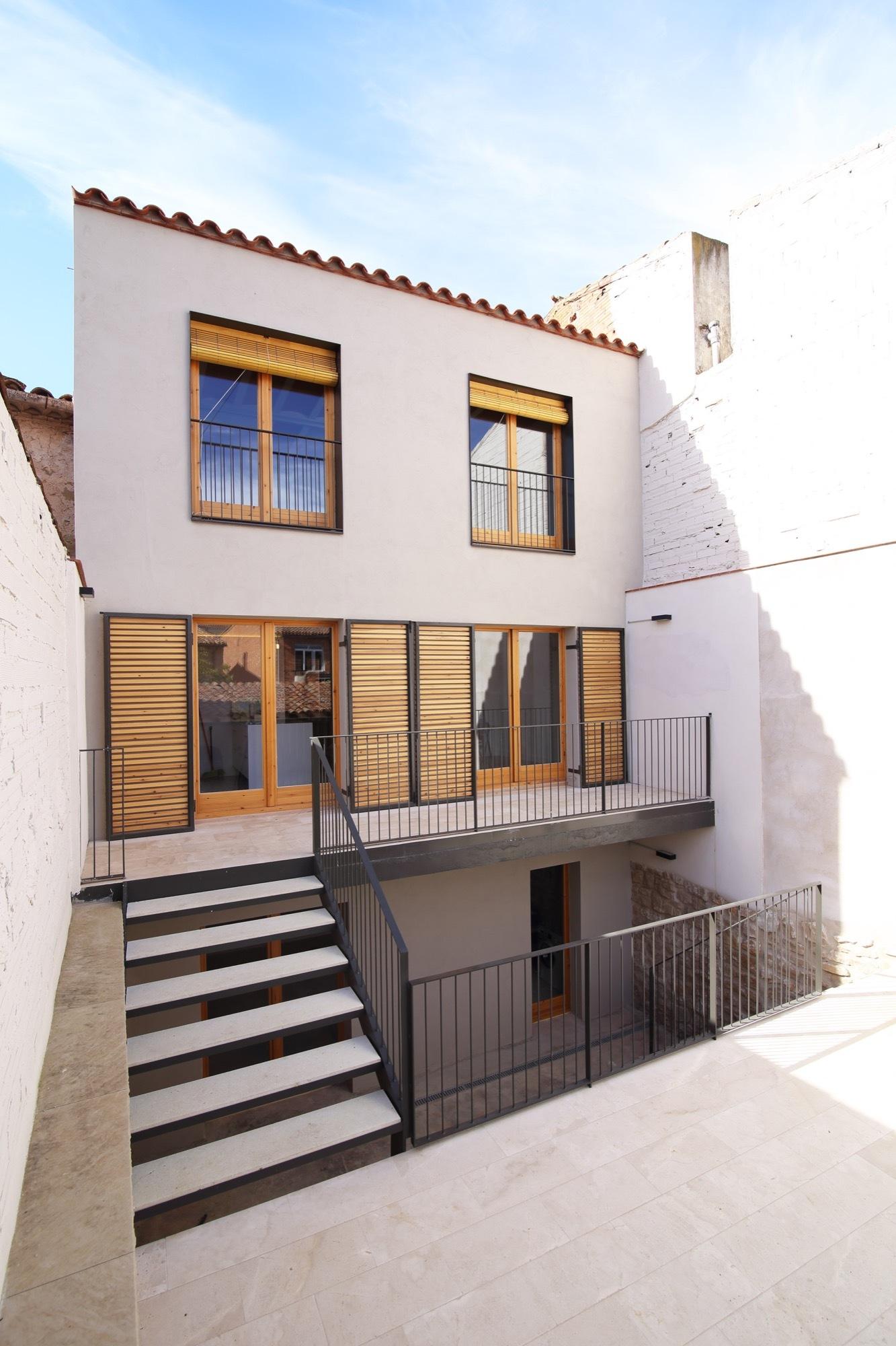 Casa cal parraquet espairoux arquitectura plataforma for Plataforma arquitectura