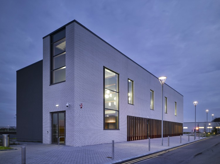 Campus Conference Centre / Cooney Architects, © Ros Kavanagh
