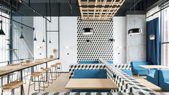 Beauty Free Baking Restaurants / ZONES DESIGN