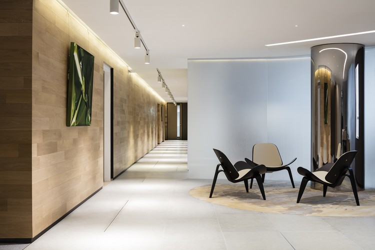 Vms investment group headquarters aedas interiors aedas interiors