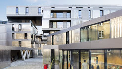 56 Apartments in Nantes / PHD Architectes