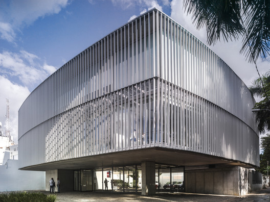 Puma Energy Paraguay Headquarters / Ruiz Pardo – Nebreda