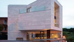 Centro polivalente de Aroma  / Vidaurre & Prieto arquitectos