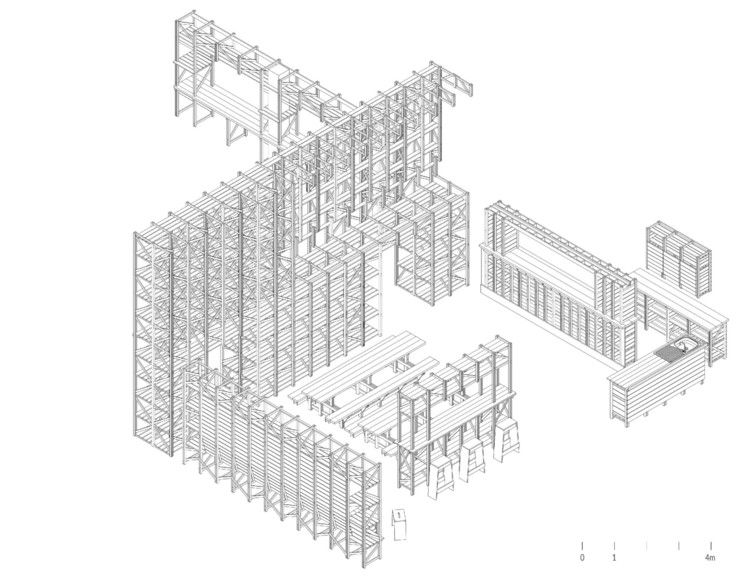 architecture drawing. Modren Architecture Courtesy Of Repblica Porttil On Architecture Drawing H