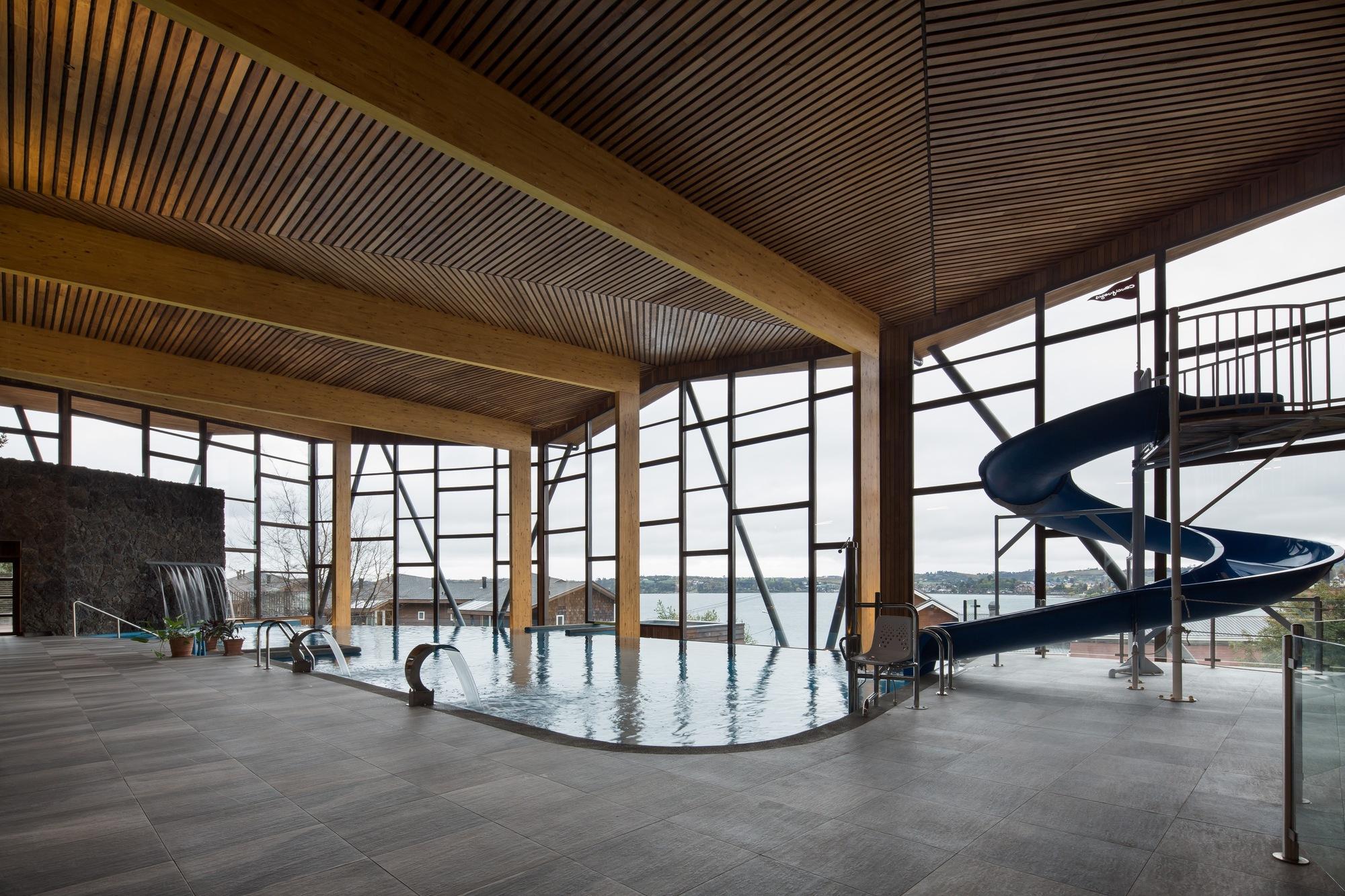 Dise O Y Arquitectura De Hoteles En Chile Plataforma Arquitectura # Kunza Muebles De Madera