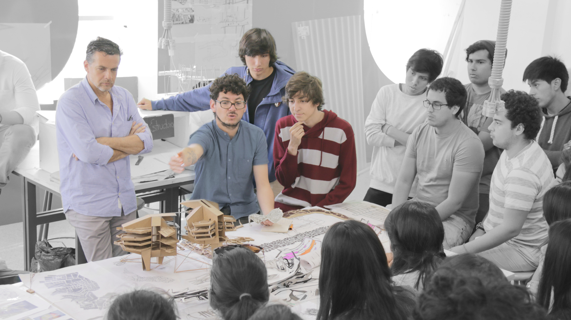 Galer A De D Nde Estudiar Arquitectura En El Per 45