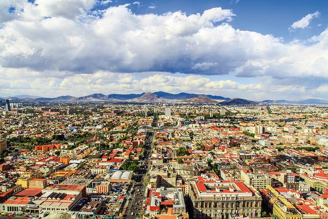 32 declaraciones del Mayors Summit C40 sobre el desafío entre las ciudades y el cambio climático, La Ciudad de México, anfitriona del Mayors Summit 2016. Image Cortesía de CDMX