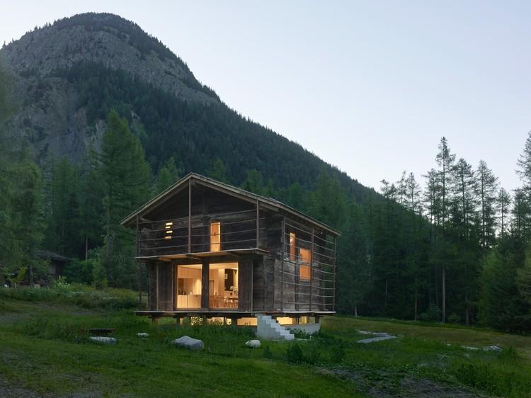 Ferienhaus Schweiz, Wallis, Val Ferret, La Fouly - Chalets for