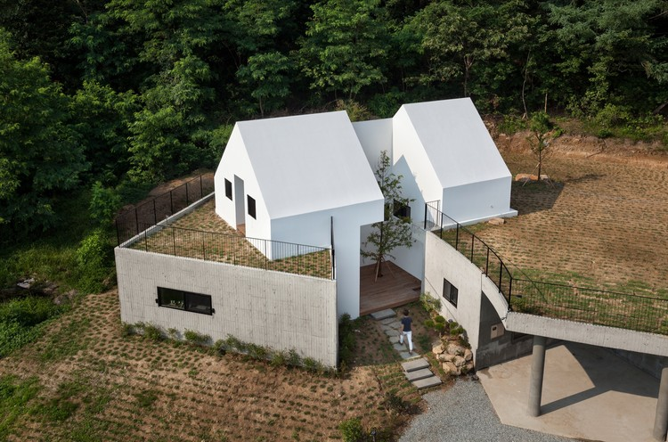 Casa Baomaru / Rieuldorang Atelier, © Yoon, Joonhwan