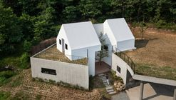 Casa Baomaru / Rieuldorang Atelier