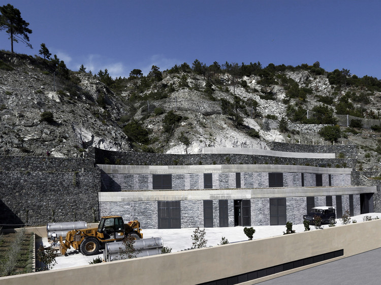 Levanto Water Purification Plant / MMAA, © Roberto Buratta, Paolo Manfroni