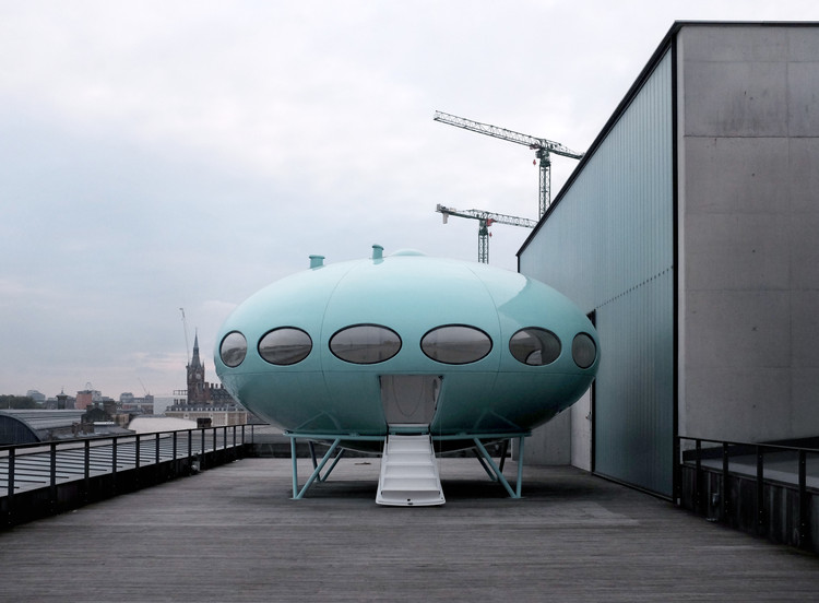 What Exactly is Matti Suuronen's Futuro House?, © Gili Merin