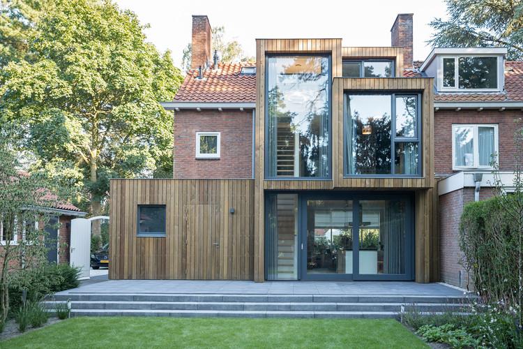 Ampliação de uma casa pós-guerra / Lab-S + Kraal Architecten, © Ed van Rijswijk