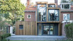 Ampliação de uma casa pós-guerra / Lab-S + Kraal Architecten