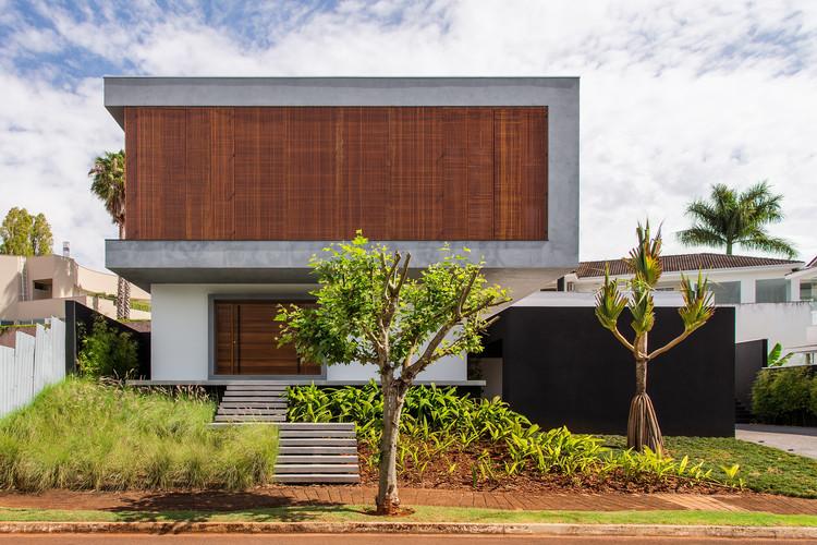 Residência ACT  / CF Arquitetura, © Renan Klippel
