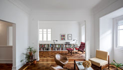 Apartment Refurbishment / Aboim Inglez Arquitectos